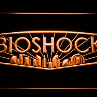Bioshock neon sign LED
