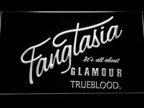 True Blood Fangtasia neon sign LED
