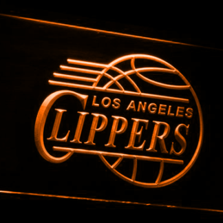 Los Angeles Clippers neon sign LED