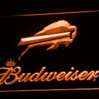 Buffalo Bills Budweiser neon sign LED