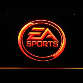 EA Sports neon sign LED