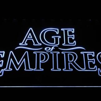 Age Of Empires neon sign LED