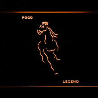 Poco Legend neon sign LED