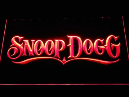 Snoop Dogg neon sign LED