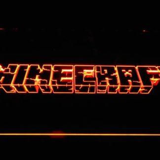 Minecraft neon sign LED