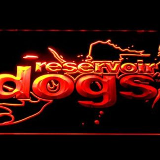 Reservoir Dogs neon sign LED