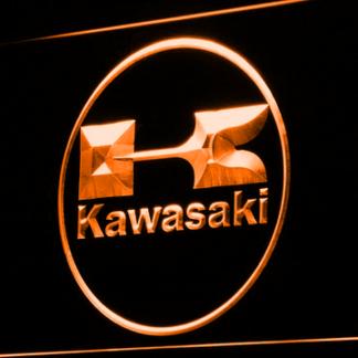 Kawasaki neon sign LED