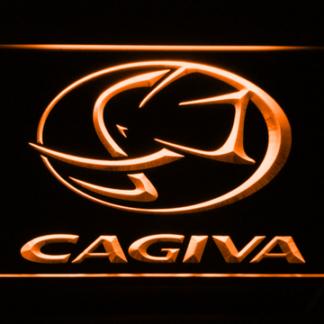 Cagiva neon sign LED