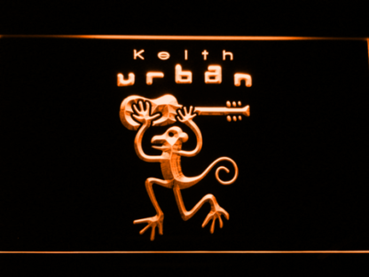 Keith Urban neon sign LED