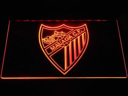 Málaga CF neon sign LED
