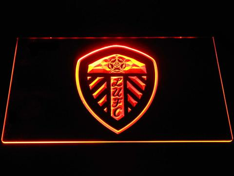 Leeds United Football Club neon sign LED