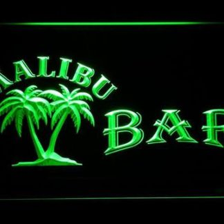 Malibu Bar neon sign LED