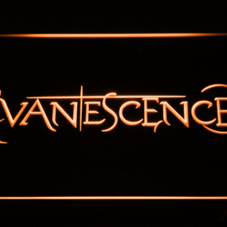 Evanescence neon sign LED