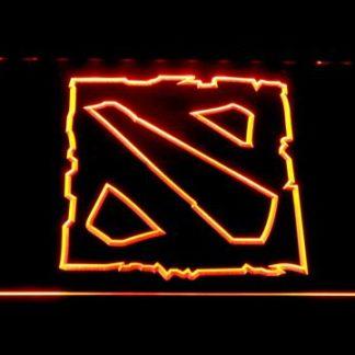 Dota 2 neon sign LED
