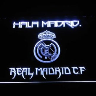 Real Madrid CF neon sign LED