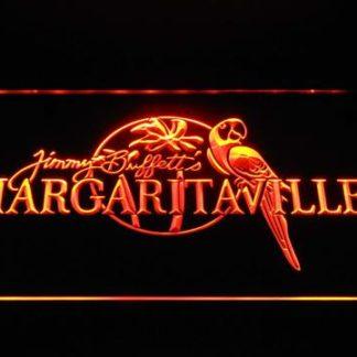Jimmy Buffett's Margaritaville neon sign LED