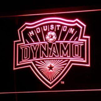 Houston Dynamo neon sign LED