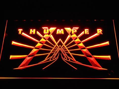 Thumper neon sign LED