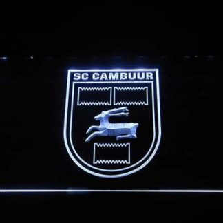 Cambuur neon sign LED