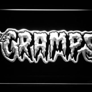 The Cramps neon sign LED