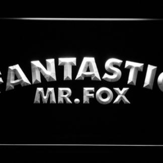 Fantastic Mr. Fox neon sign LED