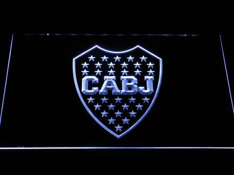 Club Atletico Boca Juniors Crest neon sign LED