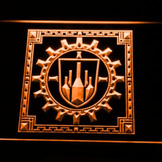 Final Fantasy XI - Bastok neon sign LED