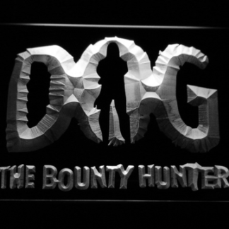 Dog The Bounty Hunter neon sign LED