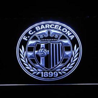 FC Barcelona Shield Crest neon sign LED