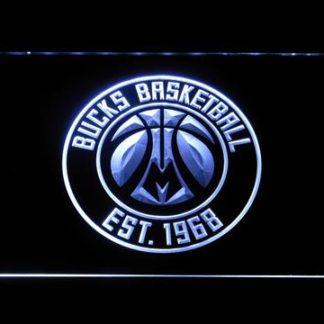 Milwaukee Bucks Badge neon sign LED