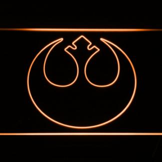 Star Wars Rebel Alliance neon sign LED