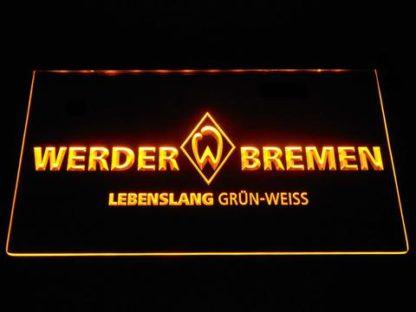 SV Werder Bremen neon sign LED