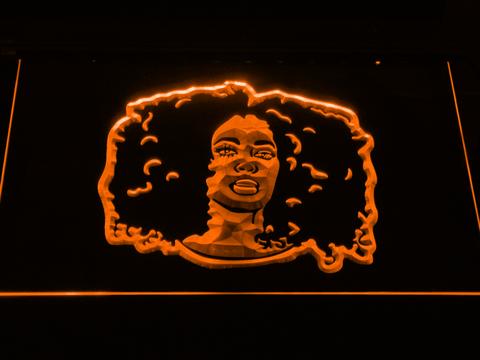 Solange neon sign LED