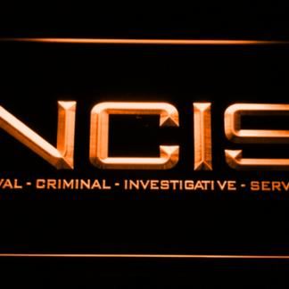 NCIS neon sign LED