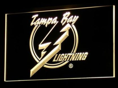 Tampa Bay Lightning neon sign LED
