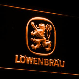 Lowenbrau neon sign LED