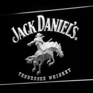 Jack Daniel's Cowboy neon sign LED
