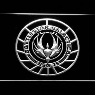 Battlestar Galactica neon sign LED