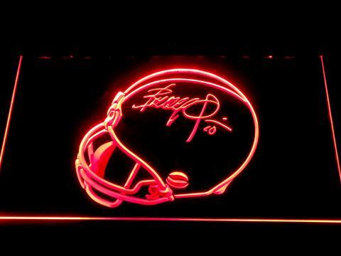 Cleveland Browns Brandy Quinn Helmet Signature neon sign LED