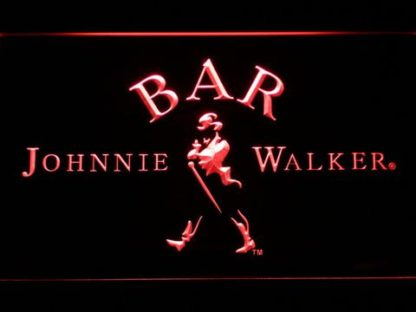 Johnnie Walker Bar neon sign LED