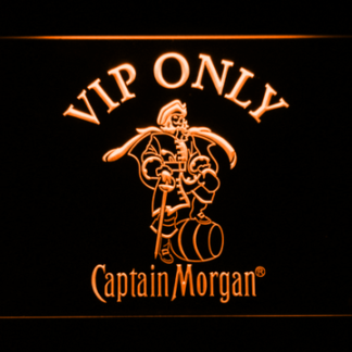 Captain Morgan VIP Only neon sign LED