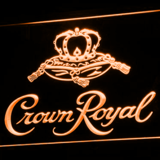 Crown Royal neon sign LED