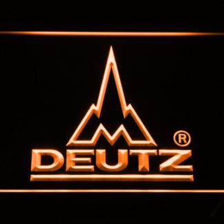 Deutz neon sign LED