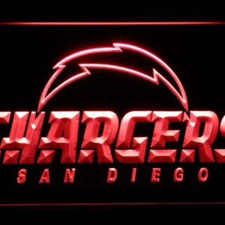 San Diego Chargers neon sign LED