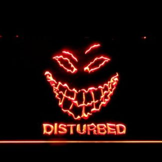 Disturbed The Guy neon sign LED