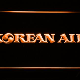Korean Air neon sign LED
