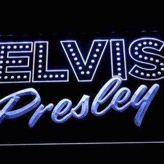Elvis Presley Old School neon sign LED