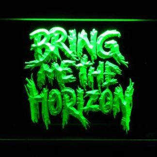 Bring Me The Horizon neon sign LED