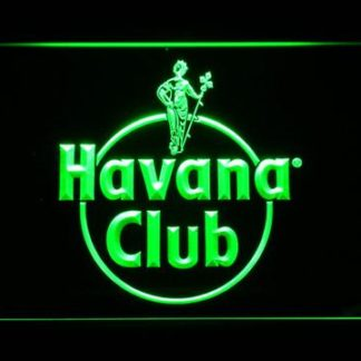 Havana Club neon sign LED
