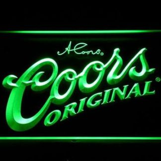 Coors Original neon sign LED